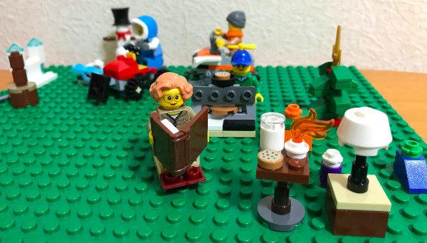 2019年のレゴ・アドベントカレンダー(City)まとめ(2019/12/9〜12/16) #lego #legoadventcalendar