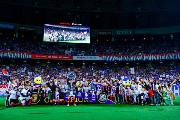 【Webまとめ:選手・コーチングスタッフ】横浜F・マリノス、2019明治安田生命J1リーグ優勝
