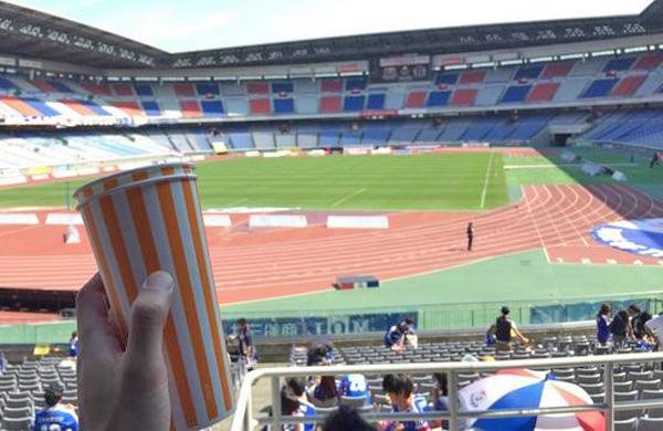 サッカースタジアムでのビール販売(売り子)についての考察(Twitterまとめ)
