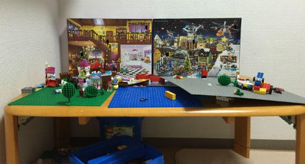 今日(2014/12/4)のレゴ・アドベントカレンダー