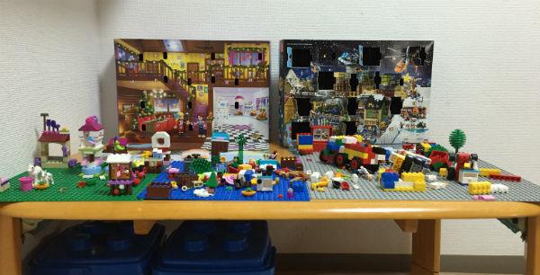 今日(2014/12/14)のレゴ・アドベントカレンダー