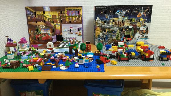 今日(2014/12/17)のレゴ・アドベントカレンダー
