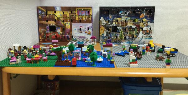 今日(2014/12/20)のレゴ・アドベントカレンダー
