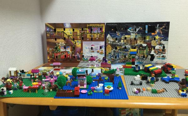 今日(2014/12/22)のレゴ・アドベントカレンダー