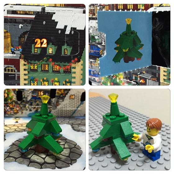2014レゴ・アドベントカレンダーまとめ【City編】-22
