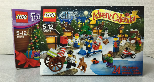 「レゴ・アドベントカレンダー2015」Amazonで予約スタート!