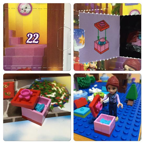 2014レゴ・アドベントカレンダーまとめ【Friends編】-22