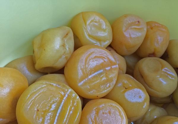 ロコさぬの梅仕事2015(その2)~消える塩、増える梅酢。