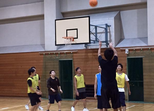 今年最後の大型連休最終日はバスケ! | 馴合いバスケvol.11インフォメーション