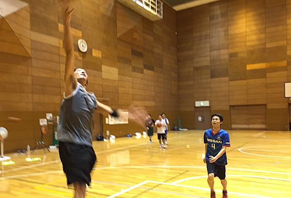 今年の体育の日は「バスケ」 | 馴合いバスケvol.12インフォメーション