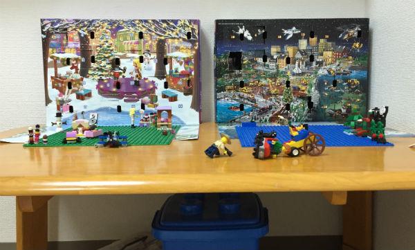 今日(2015/12/17)のレゴ・アドベントカレンダー