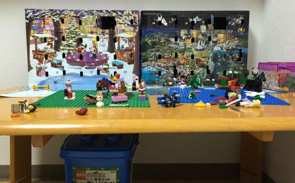 今日(2015/12/22)のレゴ・アドベントカレンダー