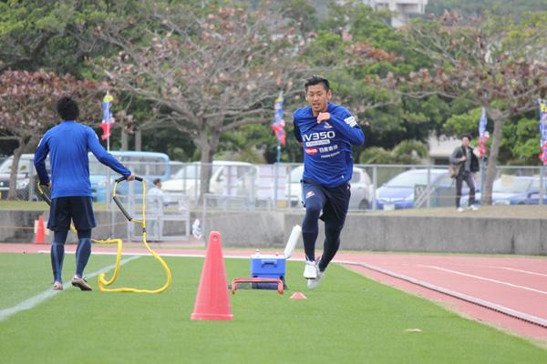 月刊 栗原勇蔵(2016年1月号) | 沖縄キャンプ4日目