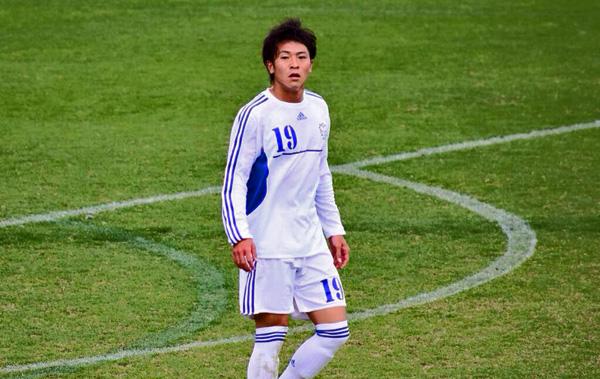 高野遼(たかの りょう)@日本体育大学4年[2015-2016 移籍/新加入/契約更改]