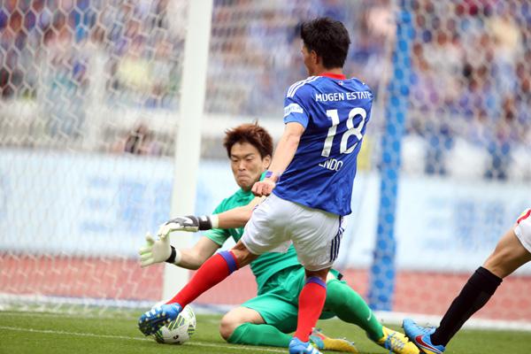 遠藤渓太:2016/4/10 浦和レッドダイヤモンズ戦-09
