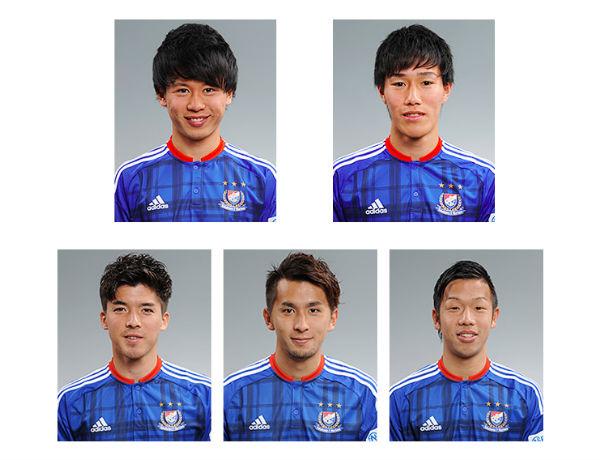 祝!U-19/U-23日本代表へ5名選出。さて、来週以降のナビスコカップのグループリーグはどうする?どうなる?