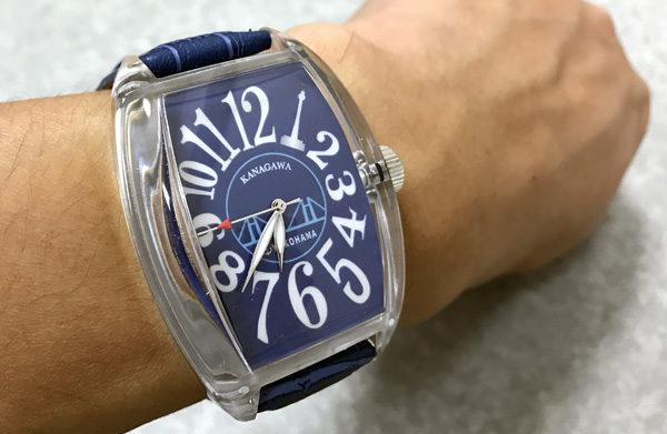 違いと洒落の分かるオトナのための腕時計「フランク三浦」、ご当地三浦 神奈川県 「港町YOKOHAMAモデル」を買うたった。
