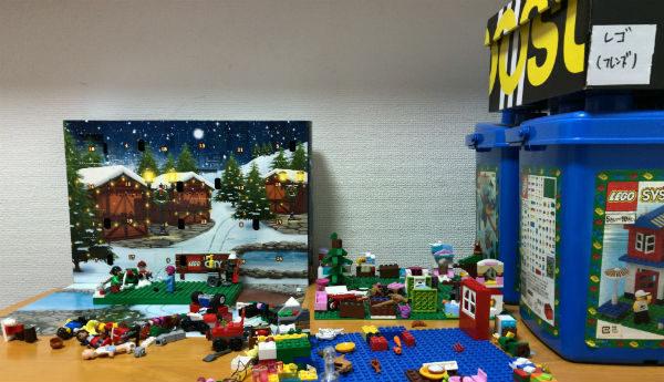 今週(2016/12/5〜12/11)のレゴ・アドベントカレンダー(City)まとめ #lego #legoadventcalendar