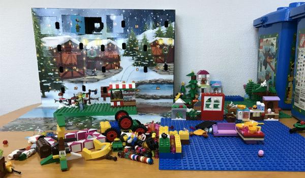 今週(2016/12/12〜12/18)のレゴ・アドベントカレンダー(City)まとめ #lego #legoadventcalendar