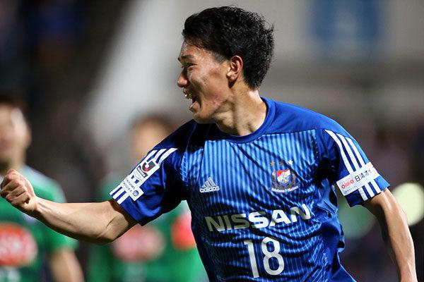祝!遠藤渓太(横浜F・マリノス)国内公式戦(YBCルヴァンカップ)プロ初ゴールまとめ