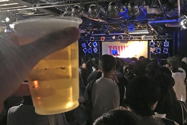 tofubeats 「FANTASY CLUB」発売記念インストアイベントに行ってきた。