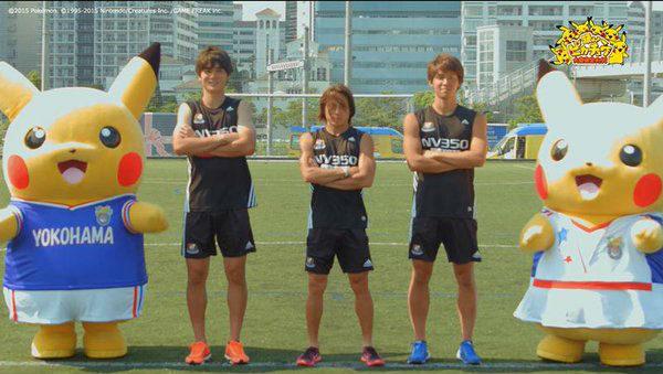 ピカチュウが横浜F・マリノスのホームゲーム(日産スタジアム)来場時の勝率を調べてみた。(2017/7/29現在)