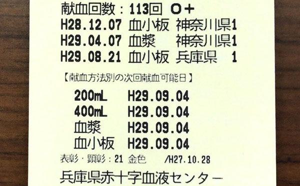 兵庫県の献血ルーム「ミント神戸15献血ルーム」にひとりで行ってきた。