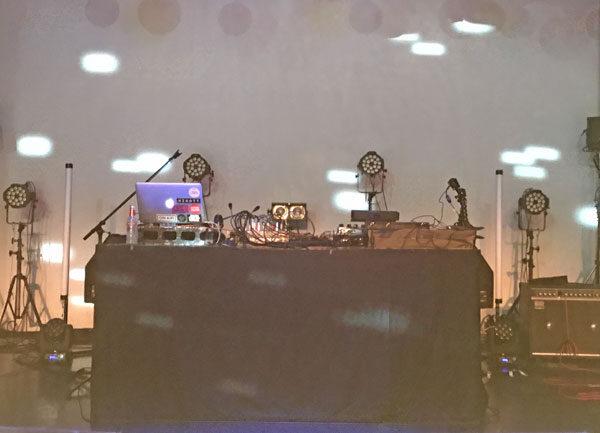 "tofubeats 「""FANTASY CLUB"" solo live in tokyo」に行ってきた。(2017/9/10)"