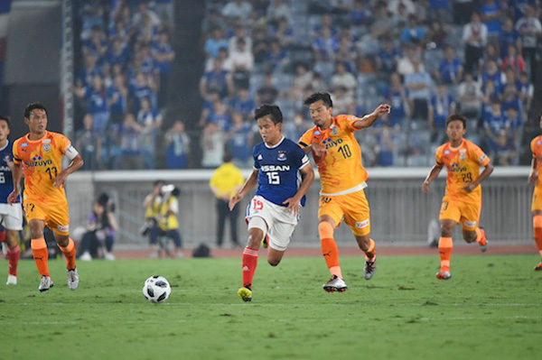 久保建英をホームゲーム(横浜)で見られるのはいつか?