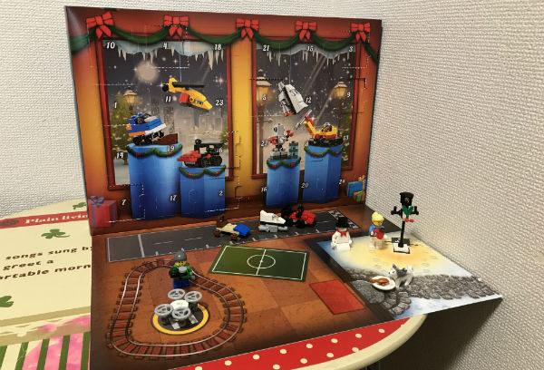 今週(2018/12/1〜12/9)のレゴ・アドベントカレンダー(City)まとめ #lego #legoadventcalendar