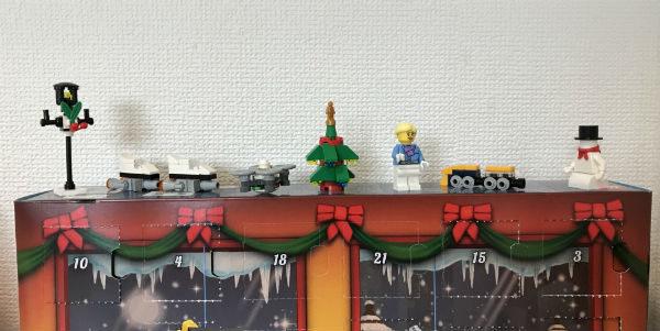今週(2018/12/10〜12/16)のレゴ・アドベントカレンダー(City)まとめ #lego #legoadventcalendar