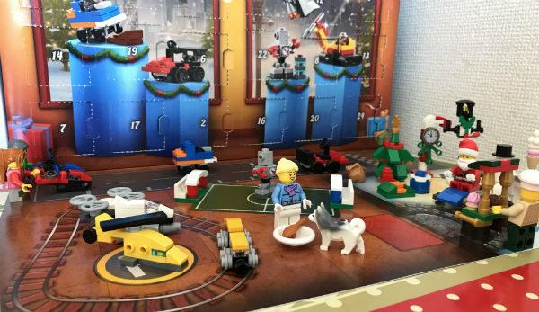 今週(2018/12/17〜12/24)のレゴ・アドベントカレンダー(City)まとめ #lego #legoadventcalendar