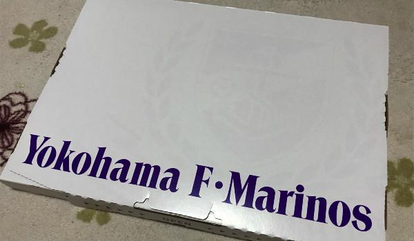 【ネタ】横浜F・マリノスの「ネンチケBOX」を開けてみたら、みんなと違うものが入っていた。