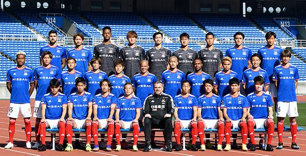 横浜F・マリノス「2021シーズンオリジナルナンバープレイヤー」48人、集まれ~!チーム集合写真撮らないか企画